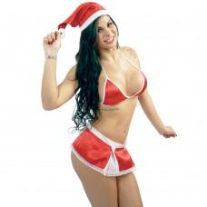 Fantasia Mamãe Noel