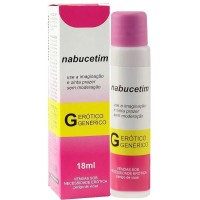 Nabucetim 18ml Secret Love