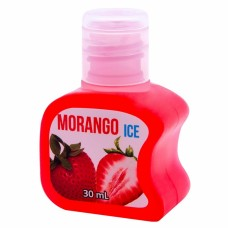 Gel Ice Morango Comestível Soft Love